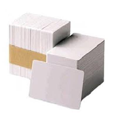 Carte PVC Blanche 0.76mm