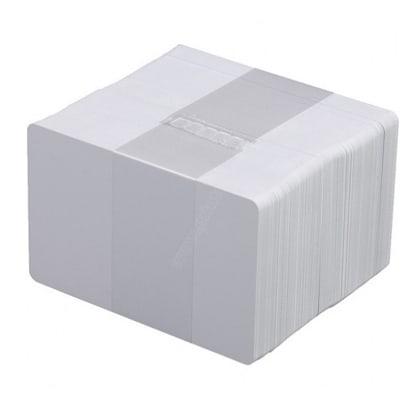 Carte PVC Blanches Mates 0.76mm