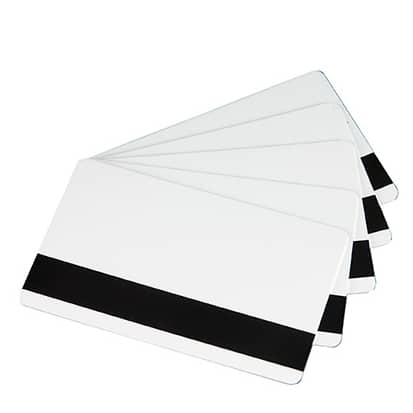 EVOLIS Carte PVC à piste magnétique
